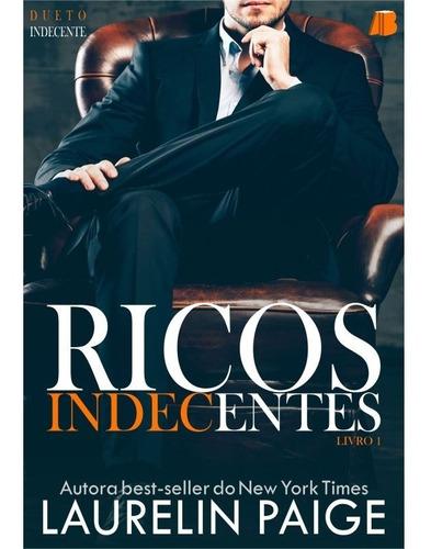 Imagem 1 de 7 de Livro De Romance Erótico-ricos Indecentes (dueto Indecente)1