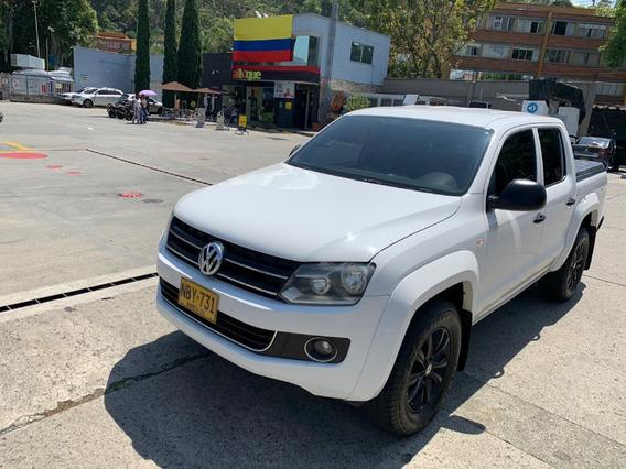 Volkswagen Amarok Biturbo Diésel