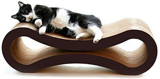 Petfusion Ultimate Cat Scratcher Lounge Cartón Superior Y Co