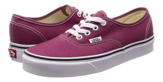 Vans U Authentic Dry Rose/tru White Vn0a38emu64