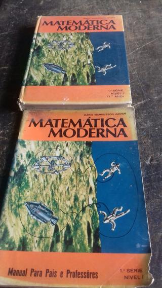 Matematica Moderna 1° Série- Nível 1
