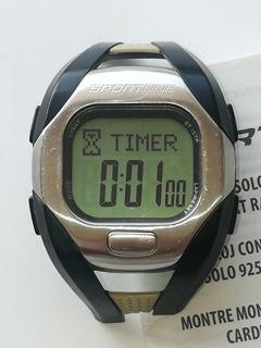 Reloj Con Pulsómetro Sportline Modelo Solo-925