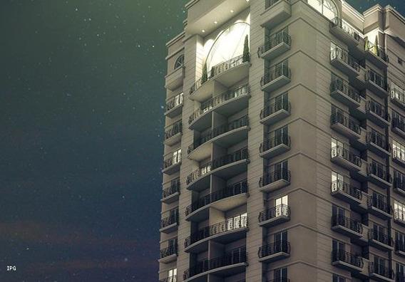 Apartamento Para Venda Em Ponta Grossa, Jardim Carvalho, 3 Dormitórios, 3 Suítes, 4 Banheiros, 3 Vagas - L-0009_1-1060731