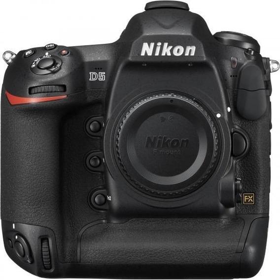 Câmera Nikon D5 Duplo Slot Xqd - Corpo Da Câmera