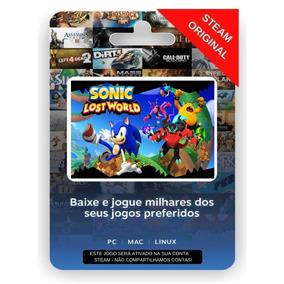 Sonic Lost World Steam Cd Key