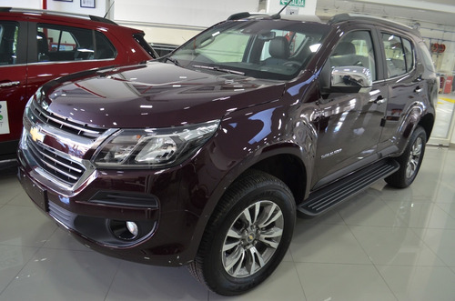 Chevrolet Trailblazer 2.8 Td 4x4 Ltz At - Imperdible #gd