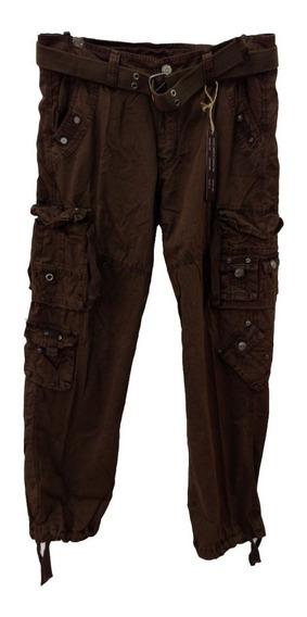 Pantalón Cargo Importado 6 Colores Especial Día Del Padre!