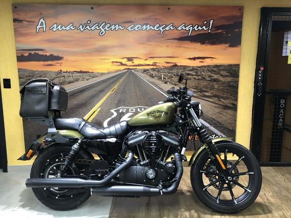 Sportster Xl 883 Iron