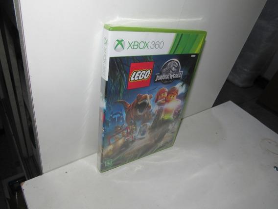 Lego Jurassic World Xbox 360 Mídia Física Novo Lacrado
