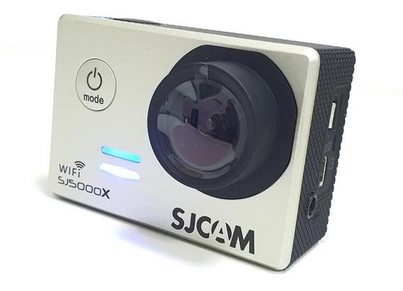 Sjcam Sj5000x Elite Com Microfone Externo Original