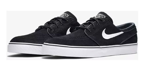 Zapatillas Nike Janoski Black Og Black/gum Light Brown/white