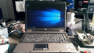 Notebook Doble Nucleo Core2duo Funcionando Ok Hp 6730