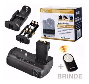 Battery Grip Para Canon 600d 650d 700d 550d T2i T3i T4i T5i