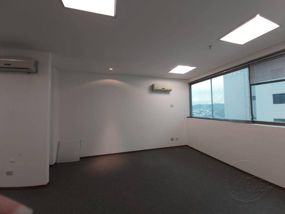 Sala Para Alugar, 42 M² Por R$ 1.472/mês - Empresarial 18 Do Forte - Barueri/sp - Sa0097