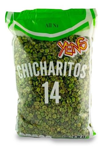 Imagen 1 de 6 de Chicharo Deshidratado Yens Con Sal