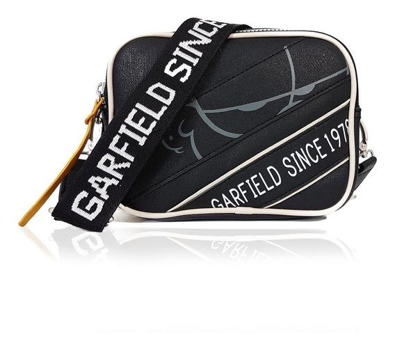 Bolsa Garfield Tiracolo Original Lançamento Gf2901