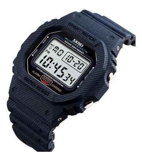 Relógio Masculino Skmei Digital 1471 - Azul