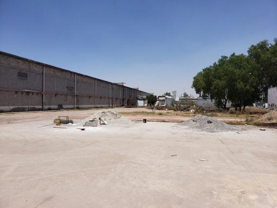 Terreno En Tepotzotlán Uso Industrial, El Trebol,edomex