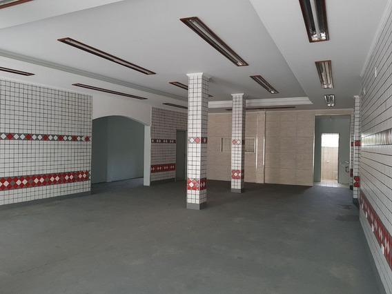 Salão Com Depósito Para Alugar 200m² - Itatuba - Embu Das Artes - 137 - 33954616