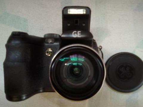 Camera Semi Profissional Ge 14.1 Megapixels