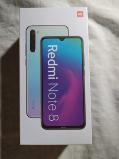 Xiaomi Redmi Note 8 Quad Cam 64 Gb + 4 Gb Black Space