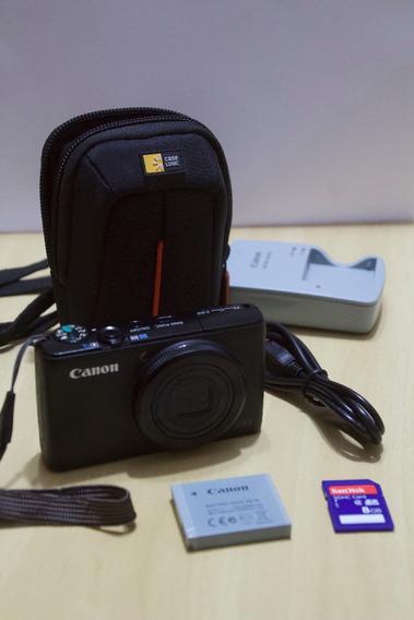 Canon Powershot S95 Impecável