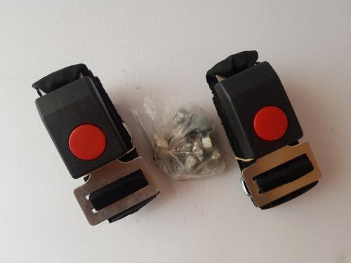 Imagen 1 de 4 de Cinturon De Seguridad Delantero (juego) Homologado