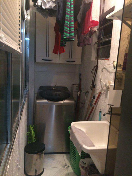 Apartamento Com 2 Dorms, Centro, São Vicente - R$ 200 Mil, Cod: 2808 - V2808