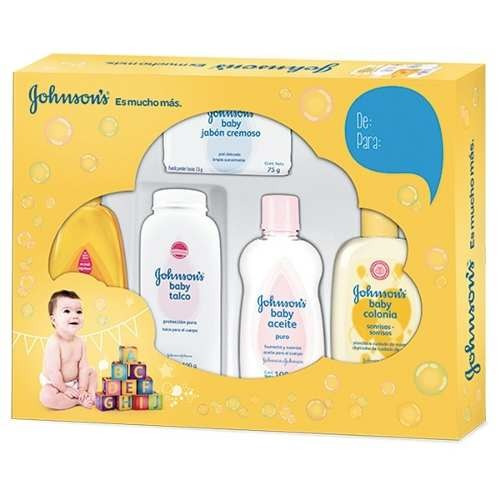 Johnsons® Baby Estuche Grande