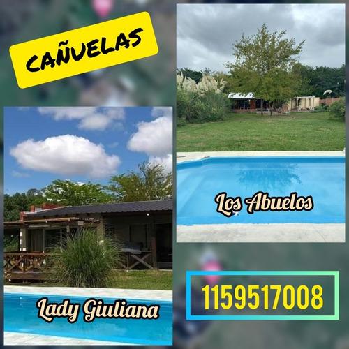 Quintas En Cañuelas ( Cabañas )