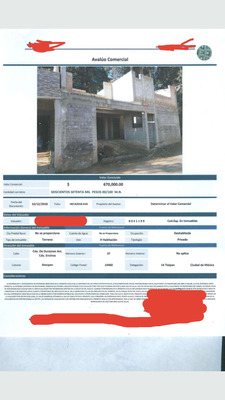 Casa En Construccion Se Entrega Contrato Privado