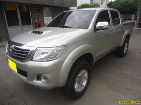 Toyota Hilux Srv At 3000cc Td 4x4 Aa 2ab Abs