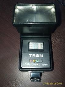 Flash Tron S450 Giratório/angular/rebatedor/zoom/dup/filtros