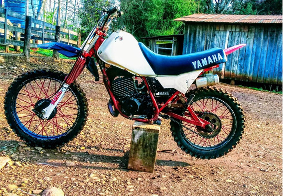 Yamaha Dt 180 Trail