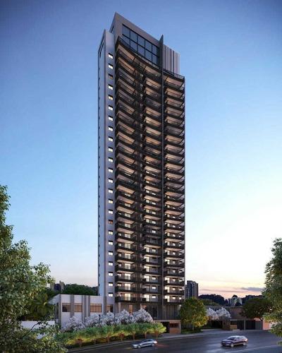 Apartamento Residencial Para Venda, Pinheiros, São Paulo - Ap7908. - Ap7908-inc