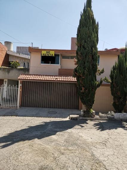 Casa En Renta 1 San Jose Vista Hermosa Puebla