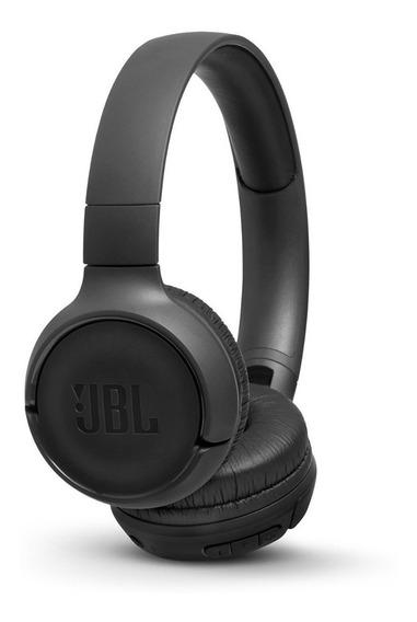 Fone De Ouvido Sem Fio Jbl Bluetooth T500 Bt Original 100%