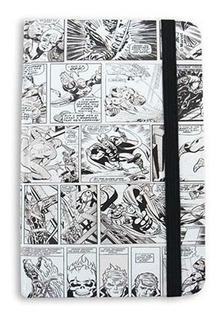 Caderno De Anotações Hq Marvel Comics Moleskine