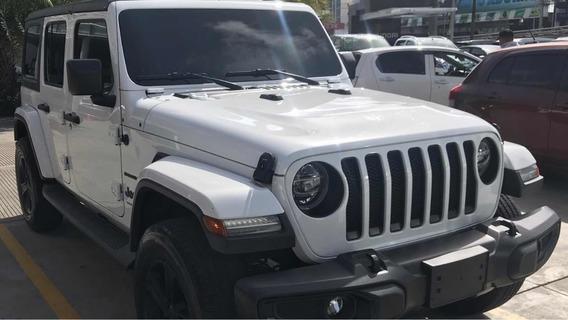 Jeep Wrangler Americanos