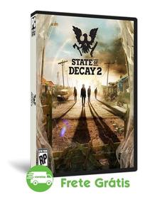 State Of Decay 2 Pc Português Ultimate Edition Mídia Física