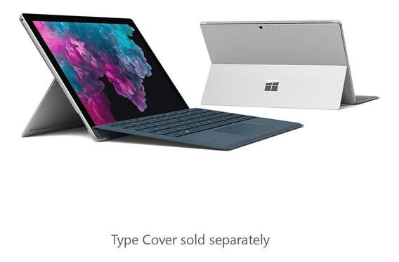 Microsoft Surface Pro 6 Core I5 256gb Ssd 8gb Ram Prata
