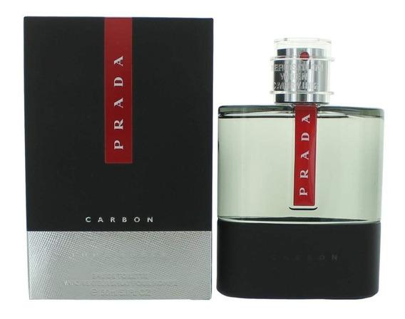 Perfume Prada Carbon Luna Rossa Edt 150ml Lacrado