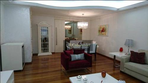 Imagem 1 de 30 de Apartamento Com 4 Dormitórios À Venda, 170 M² Por R$ 904.000,00 - Santo Antônio - São Caetano Do Sul/sp - Ap0818