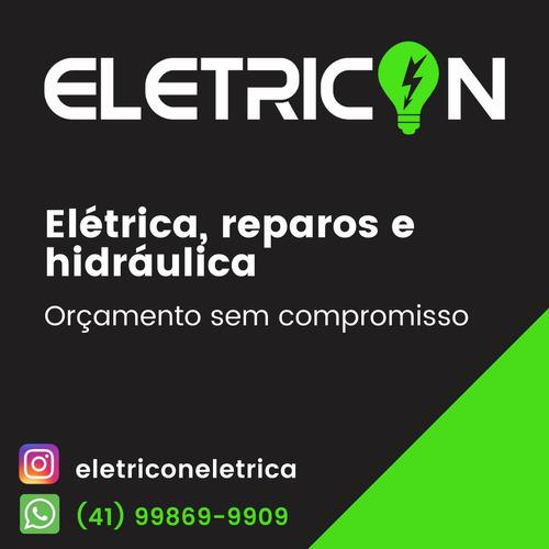 Eletricista, Hidráulica E Pequenos Reparos