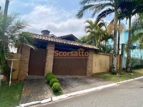 Imagem 1 de 30 de Casa Em Condomínio À Venda, Condomínio Parque Delfim Verde, Itapecerica Da Serra/sp - 2194