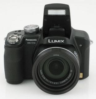 Panasonic Lumix Fz-18