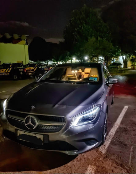 Mercedes Cla 200 - 1.6 Vision Turbo - 2015/2016