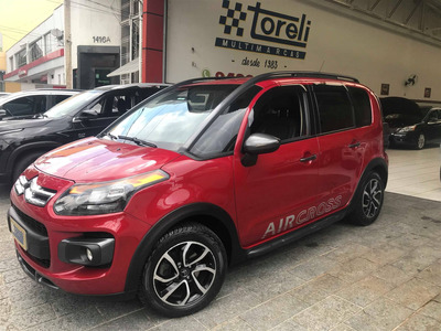 Citroën Aircross 1.6 Exclusive 16v Flex 4p Automático