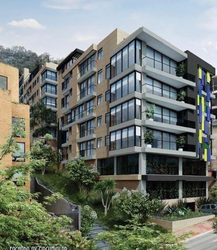 Apartamento En Venta Los Rosales 820-274