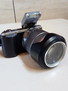 Sony Cámara Nex C3 16.2 Mp*impecable + Regalo!! Antes Uss500
